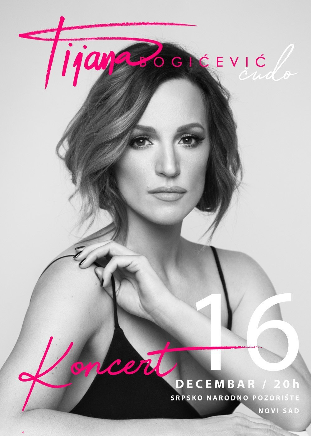 Tijana Bogicevic Poster Kocert 3